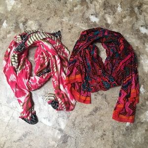 Stella & Dot scarves